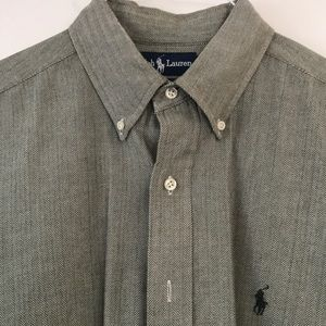 Ralph Lauren Blake Oxford shirt L